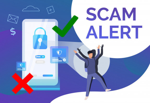 Scam alert reviews